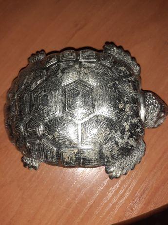 Stara Klamra do paska żółw