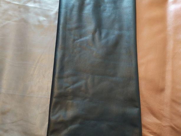 Натуральная Одежная Кожа, Дубляж, Пони 0,4-0,5 мм РАСПРОДАЖА