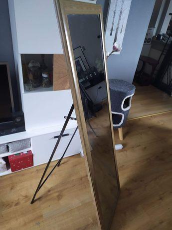 Duże stojące lustro podłogowe 148.5x48.5 cm