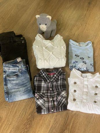 Пакет фирменной одежды для девочки 9-10 лет