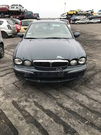 Jaguar X TYPE wszystkie czesci