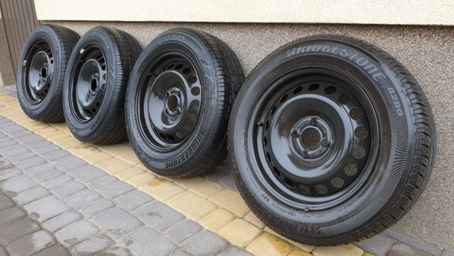 Koła letnie kpl.,7mm Renault Clio, Captur, Modus, Sandero II R15 185/6