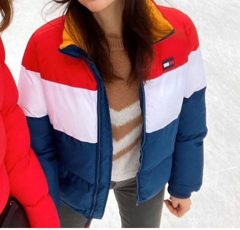 Пафер куртка пуховик зима puffer Tommy Hilfiger оригинал