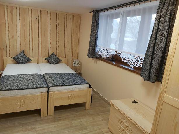 Apartament pokoje Bialy Dunajec blisko Zakopane