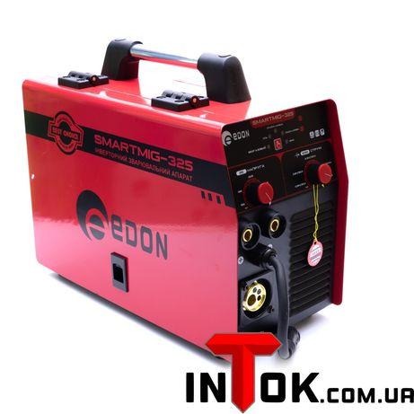 Сварочный полуавтомат Edon SmartMIG-325 (+MMA)