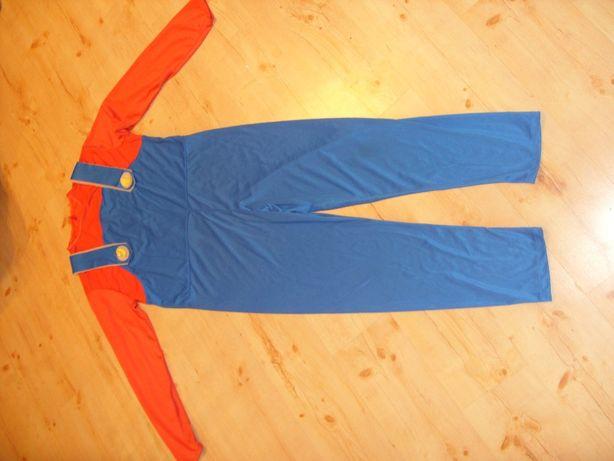 Super Mario strój kostium przebranie r. L, 165cm
