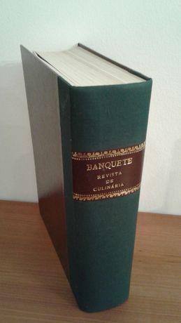 Livro de Gastronomia Banquete Edições desde 1961