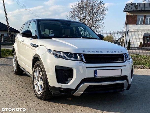 Land Rover Range Rover Evoque JAK NOWY !!! Wersja SE Dynamic