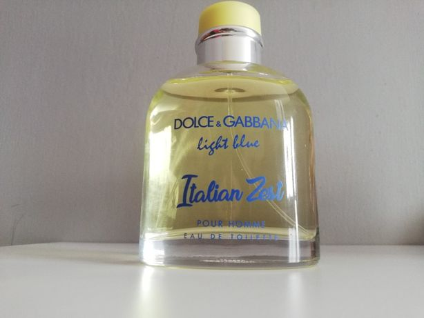 Dolce & Gabbana Light Blue italian zest 125ml EDT