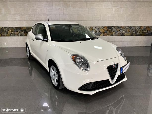Alfa Romeo MiTo 0.9 T TwinAir S/S
