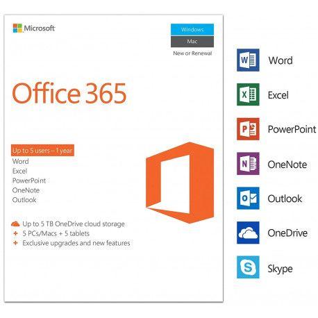Pakiet Microsoft Office 365 Pro 2019