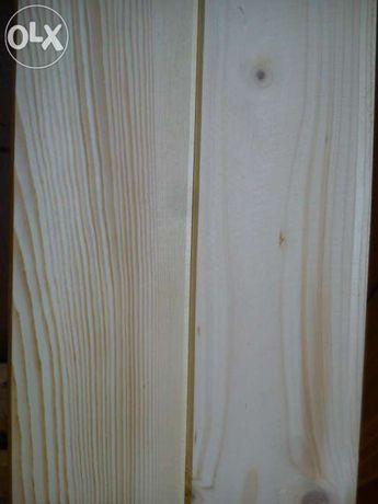 szalówka, podbitka 12x1,4cm świerk
