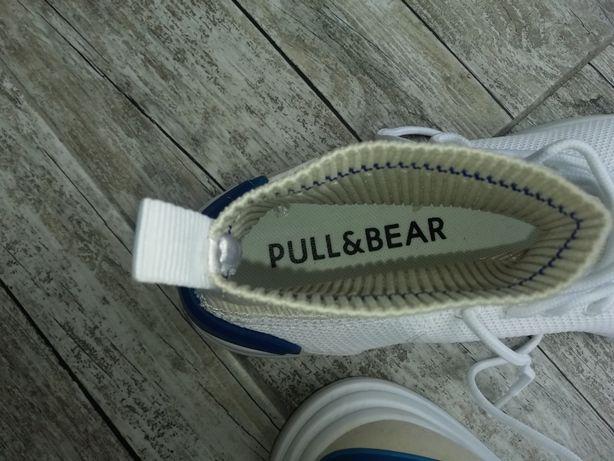 Pull&Bear Sapatilhas tam. 42 Novas