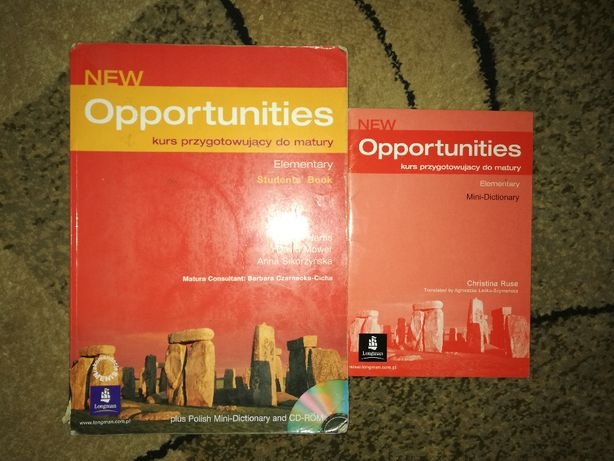 New Opportunities. Kurs przygotowujący do matury.