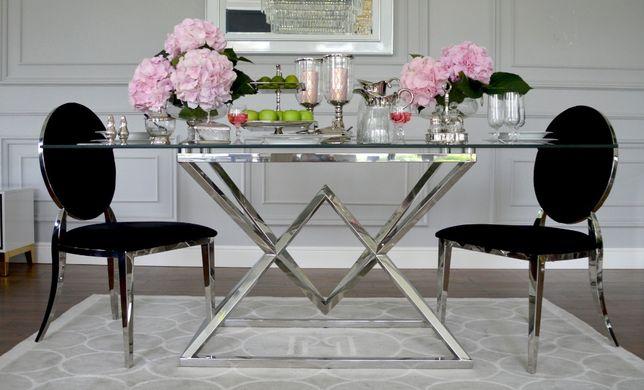 Stół glamour