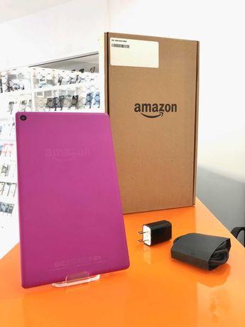 "Amazon Kindle Fire HD 8"" 2016 6ª Ger 1,5GB 32GB Magenta C - Garantia"