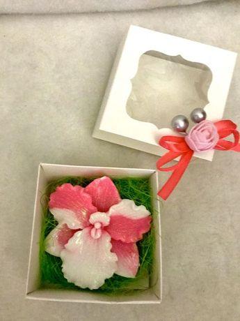 Мыло «орхидея»