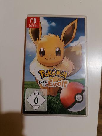 Gra Pokemon go Eve
