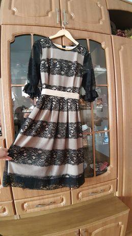 Продам плаття, (сукня) нарядне, стильне 42