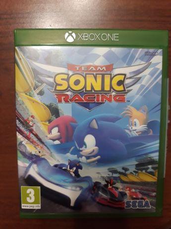 Gra Sonic Racing