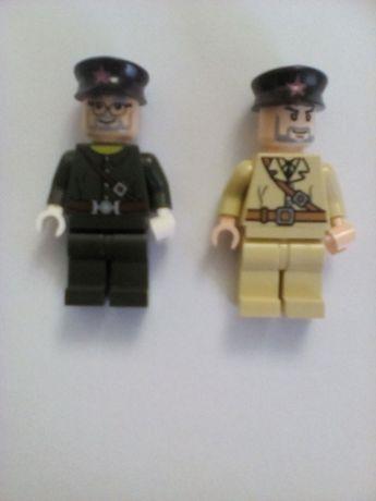 Продам мини-фигурки военное лего