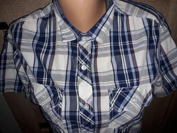 "Koszula męska w kratkę "" Easy"""