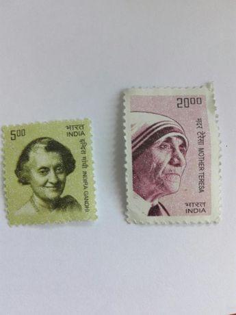 Znaczek pocztowy Indie