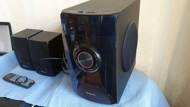 продам колонки Real-El M-570 Bluetooth