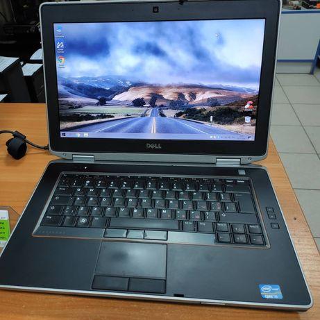 Ноутбук Dell Latiitude E6420, Intel Core i5-2520M, гарантия