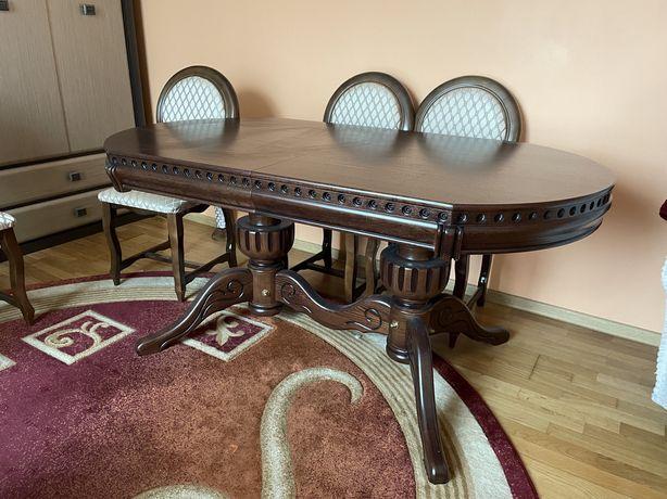 Продам стіл та 6 крісел