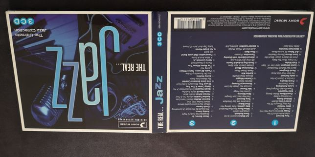 The real Jazz 3cd