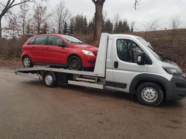 Pomoc Drogowa 24/7 // Auto Pomoc Szczecinek // Laweta do WYNAJĘCIA