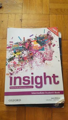 Insight intermediate podrecznik