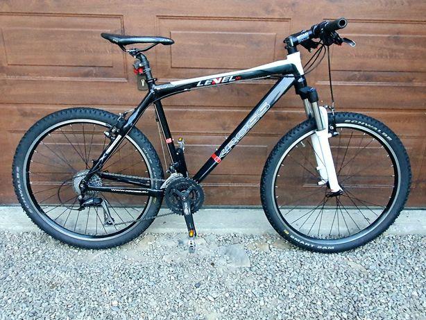 Rower Kross Level A6,Deore,rama 20 cali,koła 26,Shimano