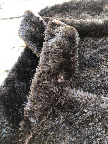 Carpete/tapete cinza tamanho 140/200