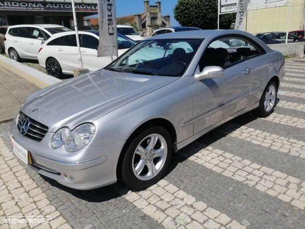 Mercedes-Benz CLK 270 CDi Avantgarde