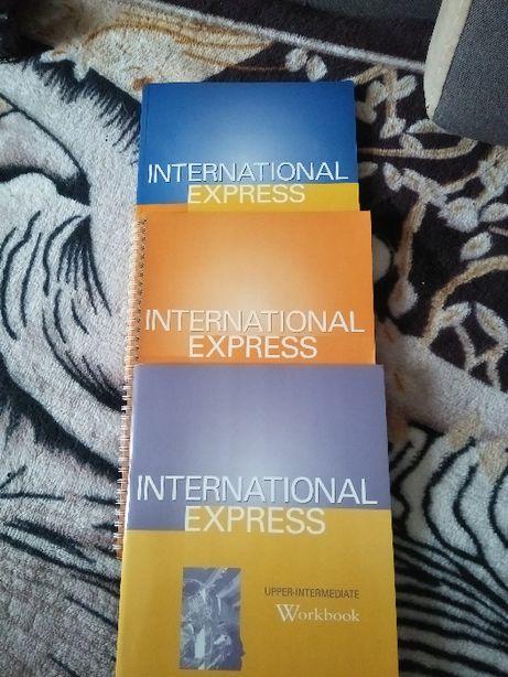 Książki do języka angielskiego International Express Upper-Intermedite