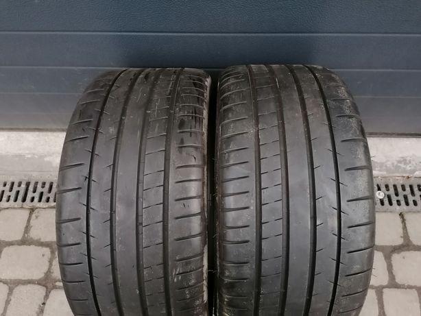 2x 245/35R18 92Y Michelin Pilot Super Sport