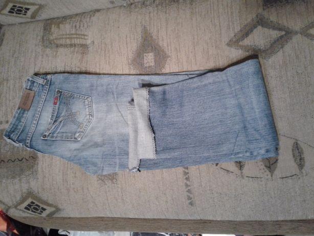 Spodnie big star rozmiar xs, jeansy Bull head xs