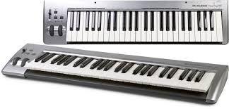 M-Audio KeyRig 49 Key Rig 49 klawiatura sterująca + program keyboard