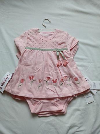 Sukienki niemowlęce nowe