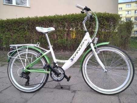 rower 24 cale dla dziecka 10-13 lat
