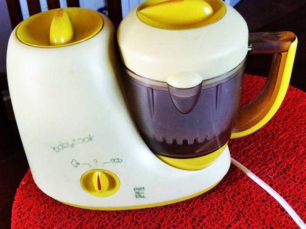 Robot baby Cook : para bébés