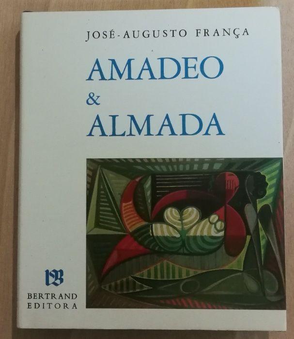 amadeo & almada josé-augusto frança, bertrand editora Estrela - imagem 1