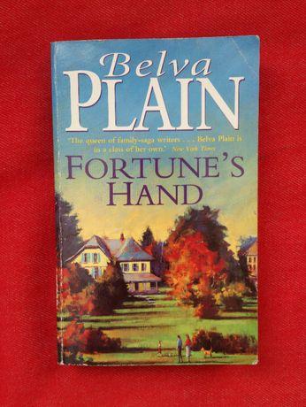"""""""Fortune's Hand"""" - Belva Plain ; książka w j. angielskim"""