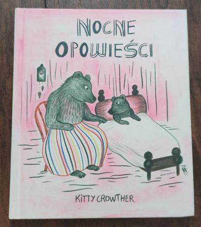 Nocne opowieści - książka jak nowa