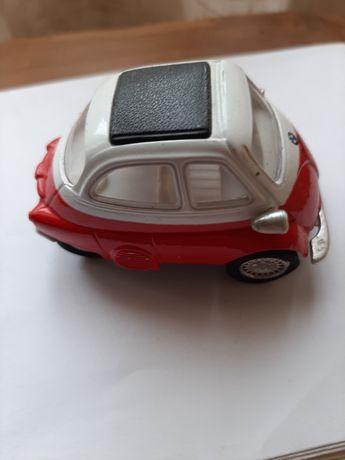 Carrinho miniatura BMW isetta escala 1:38