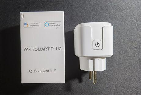 Tomada Inteligente Wi-Fi - Função Alexa