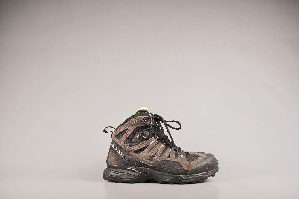 Оригинал Salomon Gore Tex ботинки саломон 38 Киев - изображение 1
