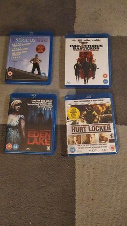 Filmes blu-ray dois dos quais novos